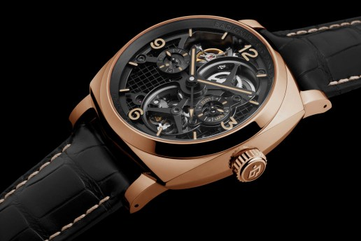The Lo Scenziato Radiomir 1940 Tourbillon GMT by Panerai
