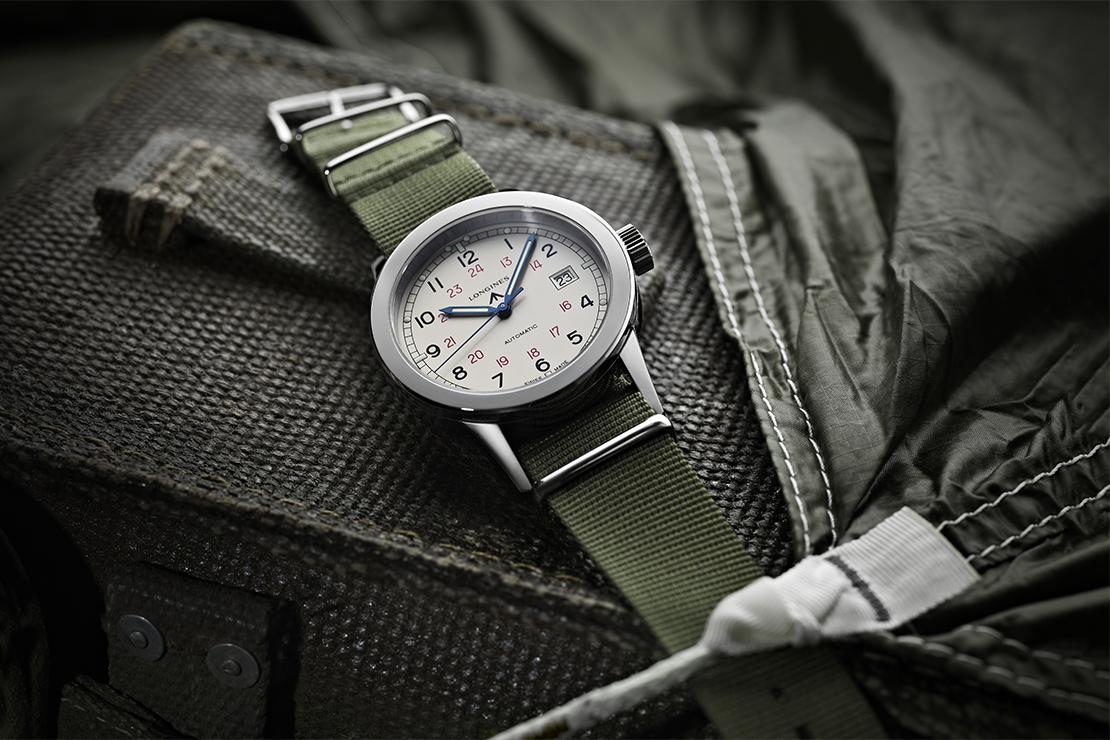 Longines Heritage Military COSD