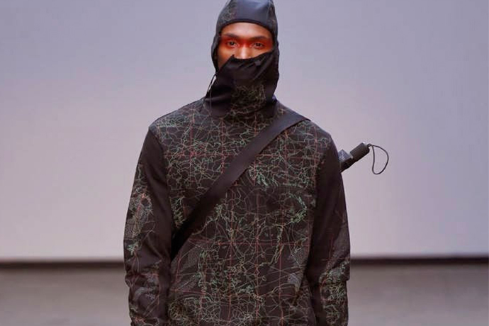 "maharishi 2015 Fall/Winter ""DPM: MAHSAT Europe"" Collection"