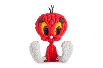 Mark Dean Veca x Kidrobot Tweety Bird Figure
