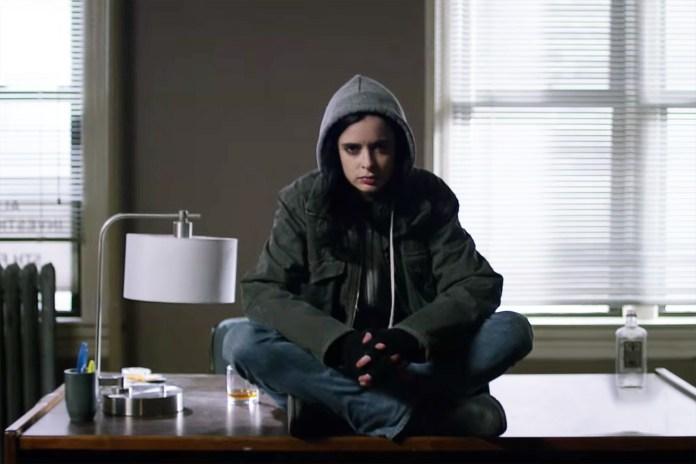 Marvel's 'Jessica Jones' Official Netflix Trailer