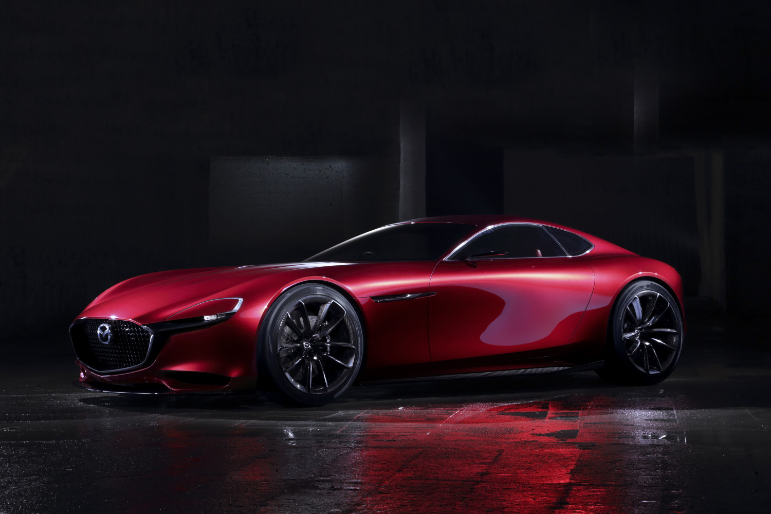 The RX-Vision Concept Brings a New Level of Modern Design to Mazda