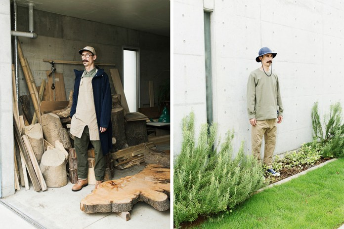 MEANSWHILE 2016 Spring/Summer Lookbook