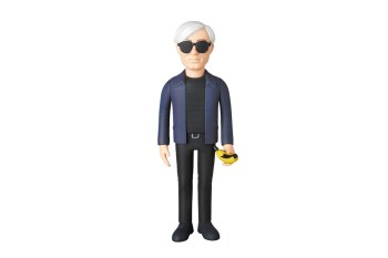 Medicom Toy to Release New Andy Warhol Vinyl Collectible Dolls
