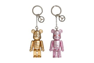 Mercedes Benz x Medicom Toy 70% Bearbrick
