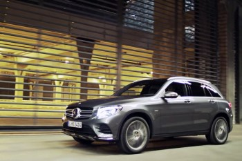 Mercedes-Benz Introduces Us to the New 2016 GLC