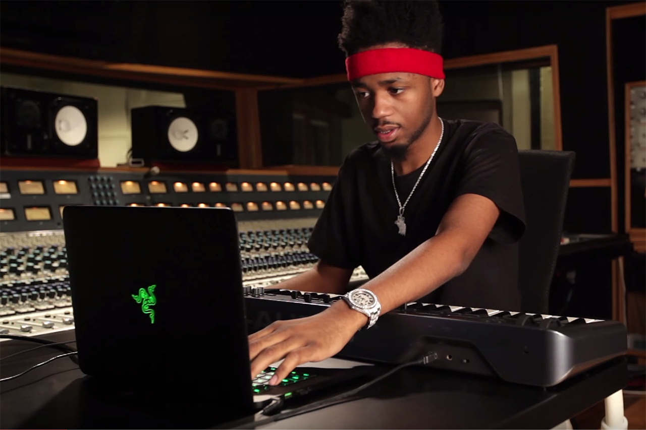 Metro Boomin Shows Us How He Produces Beats