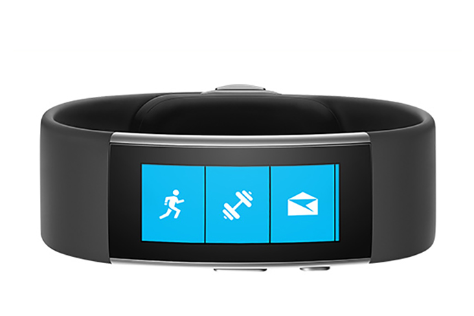 Microsoft Unveils Its Newest Band Activity Tracker