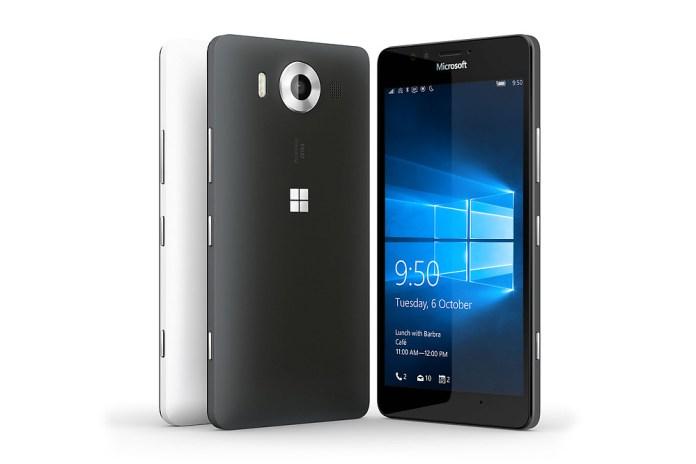 Microsoft Unveils the Lumia 950 & 950 XL