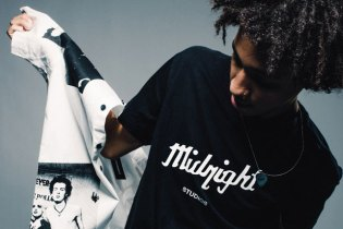 """MIDNIGHT STUDIOS 2015 Fall/Winter """"Steppin' Stone"""" Editorial by Feature LV"""