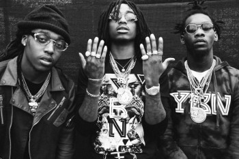 Migos Featuring 2 Chainz and Jeezy - Pipe It Up (Remix)