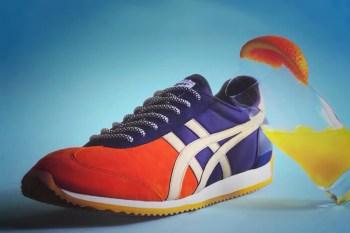 "mita sneakers x Onitsuka Tiger California 78 ""Tequila Sunrise"""