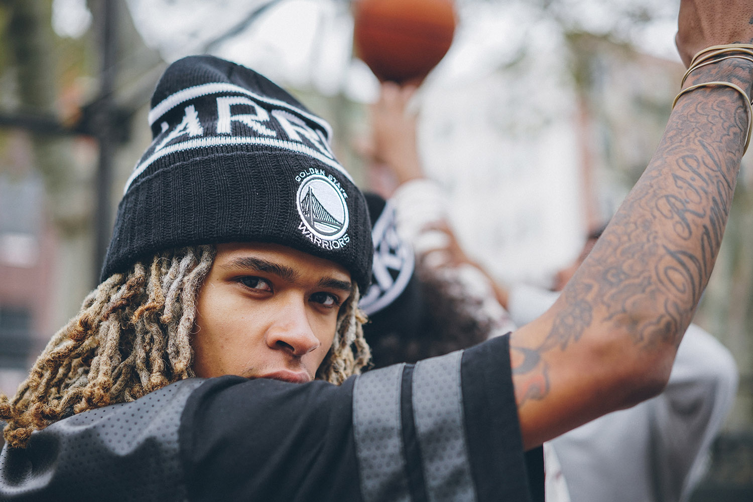 Mitchell & Ness Adds Its Own Flavor to NBA Headwear With a Champs Sports Exclusive