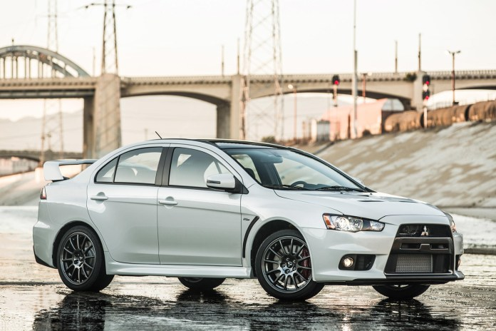 Mitsubishi Will Release a Final Edition of Its Legendary Lancer Evolution