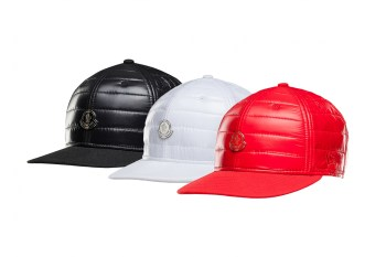 Moncler x New Era 2015 Fall/Winter Collection