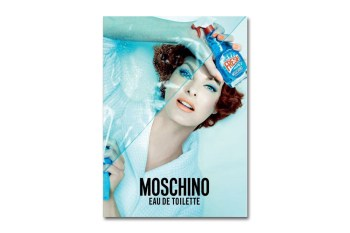 """Moschino's 2016 Spring/Summer """"Fresh Couture"""" Campaign Starring Linda Evangelista"""