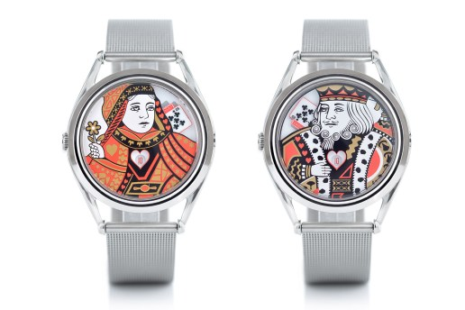 Mr Jones Watches Releases Playing Card-Inspired Timepieces