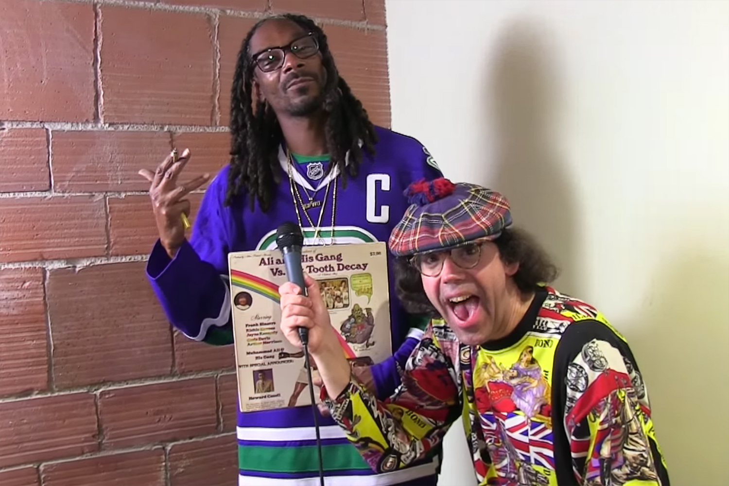 Nardwuar vs. Snoop Dogg: Find out Who Owes Him Money