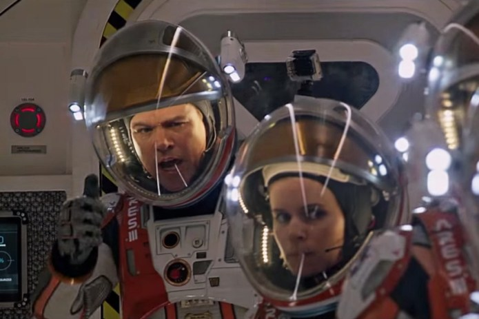 Watch a NASA Scientist Review 'The Martian'