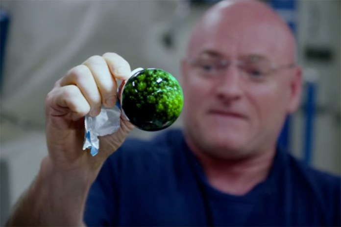 NASA Unveils 4K Video of Colorful Liquid Floating in Space