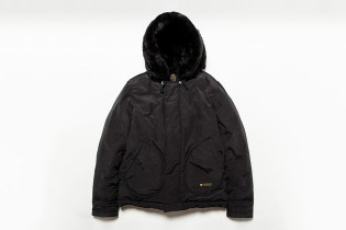 NEIGHBORHOOD & BOUNTY HUNTER Team Up for B-9 Jacket