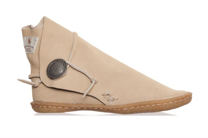 "NEIGHBORHOOD 2015 Fall/Winter Moc Shoe ""Beige"""