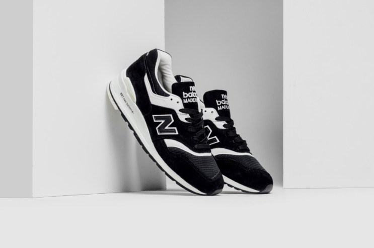 "New Balance 997 Made In USA ""Black"""