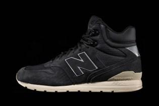 New Balance 696 Mid-Top Boot