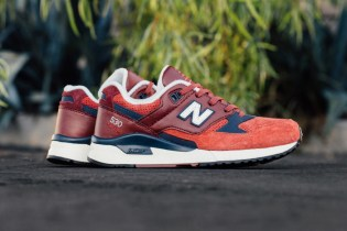 "New Balance 530 ""Running Woods"" Pack"