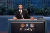Jimmy Kimmel Examines the New York vs. Los Angeles Rivalry From a Kid's Perspective