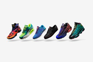 Nike 2015 Doernbecher Freestyle Collection