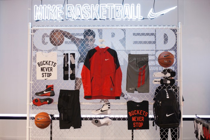 Nike Air Force 1 Experience @ STAPLES Center Recap