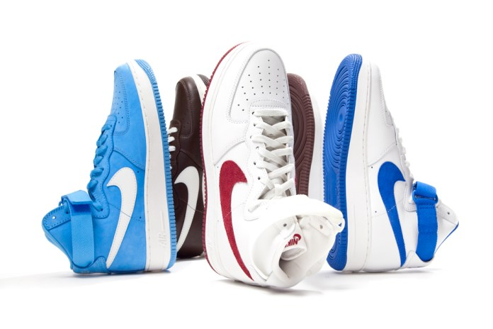 """Nike Air Force 1 High Retro QS """"Color of the Month"""" Pack"""