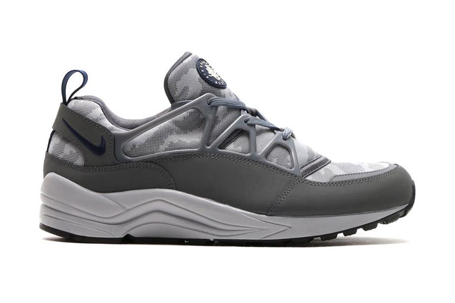 """Nike Air Huarache Light FB """"Flat Silver"""""""