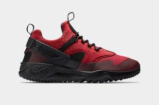 """Nike Air Huarache Utility """"Gym Red"""""""