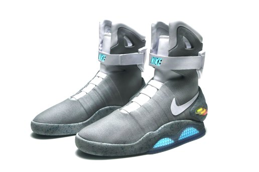 Did Nike Just Hint That the Air MAG Is Releasing Today?