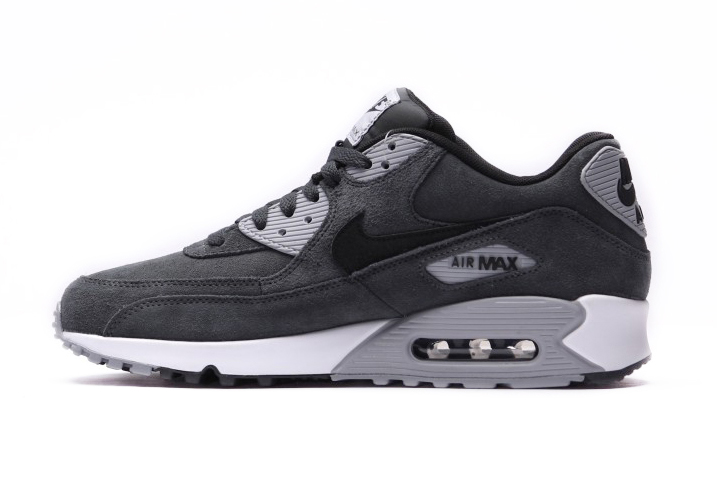 "Nike Air Max 90 LTR ""Grey Suede"""