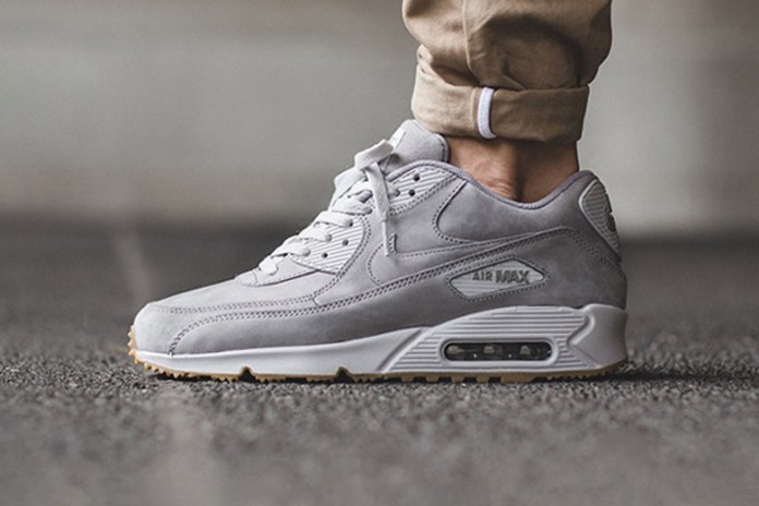 "Nike Air Max 90 Winter ""Grey Suede"""