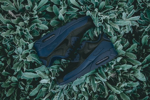 Nike Air Max 90 Winter Premium Squadron Blue/Black