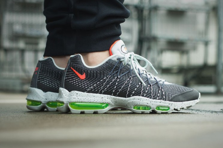 "Nike Air Max 95 Ultra JCRD ""Night Silver"""