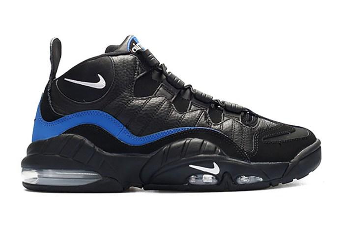 Nike Air Max Sensation Black/Royal