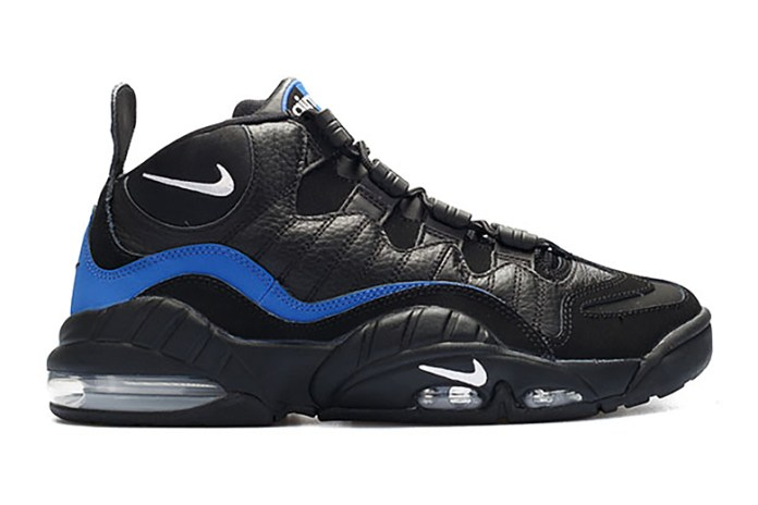 Nike Air Max Sensation Black/Royal