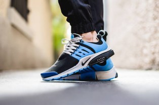 Nike Air Presto Black/Zen Grey-Harbor Blue