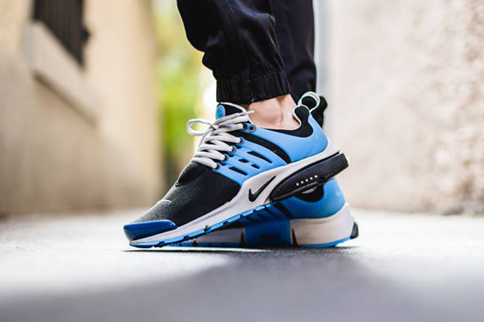 Nike Presto Black And Blue