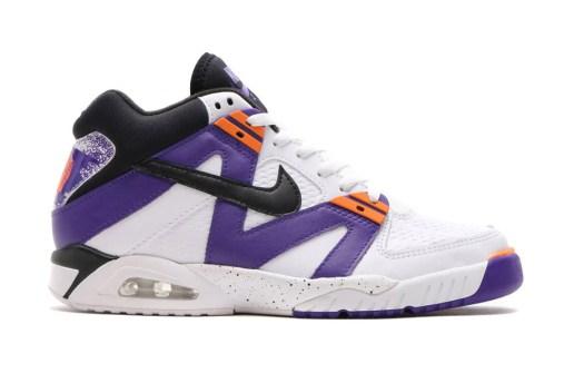 "Nike Air Tech Challenge III ""Voltage Purple"""