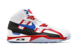 Nike Air Trainer SC High LE QS White/Game Royal-Gym Red-Black