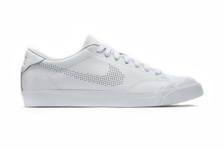 "Nike All Court 2 Low QS ""Triple White"""