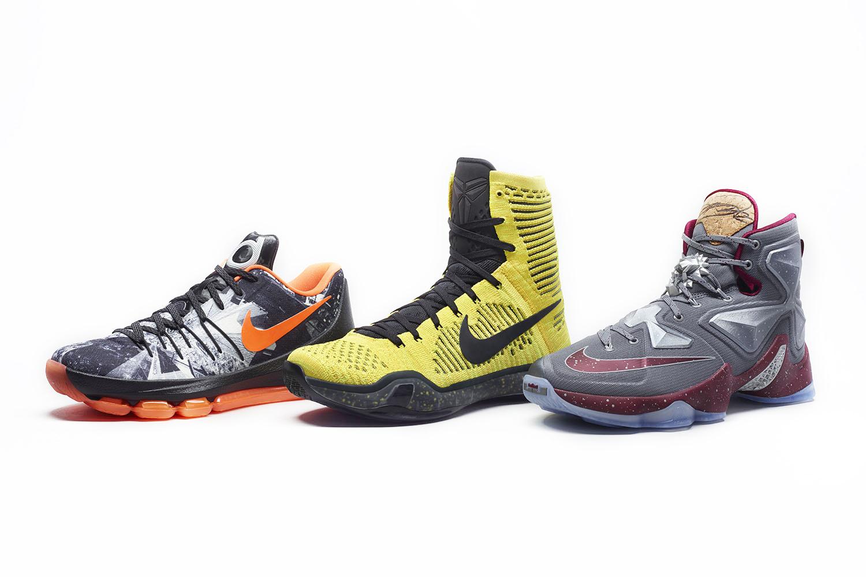 "Nike Basketball 2015 ""Opening Night"" Pack"