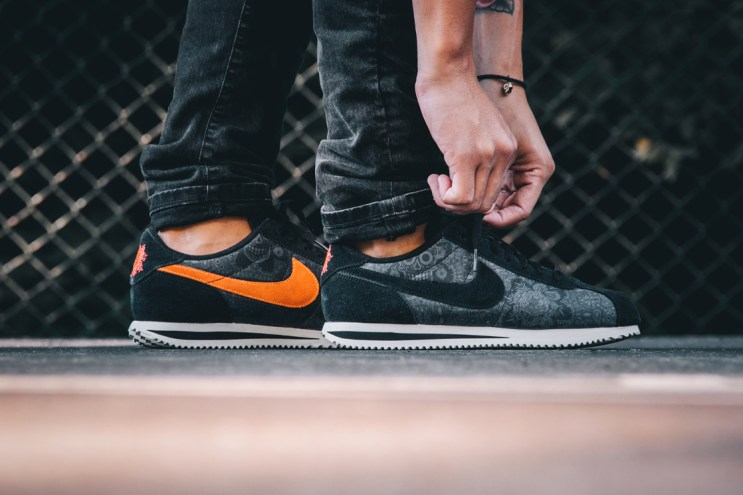 """Nike Cortez Basic Premium QS """"Day of the Dead"""""""