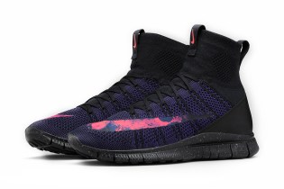 "Nike Free Mercurial Superfly CR7 ""Savage Beauty"""